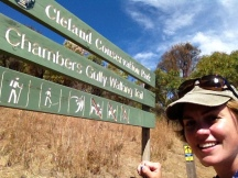Chambers Gully Walking Trail
