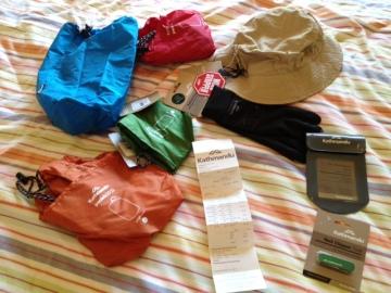 Kathmandu items