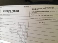 PCT permit