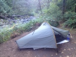 Tarp Tent Moment